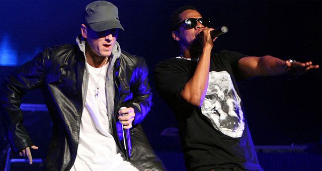 Eminem, Jay-Z,SXSW