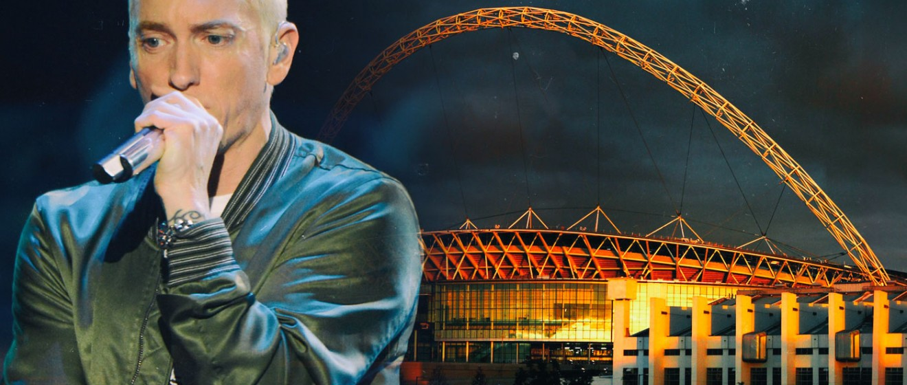 Eminem: la via che lo ha portato a Wembley