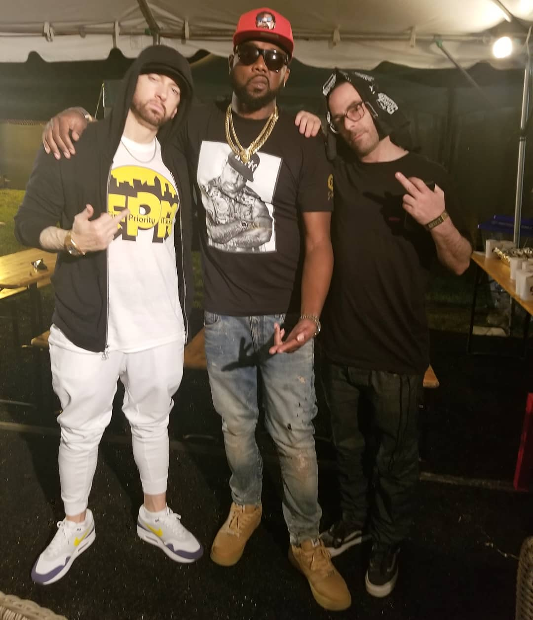 Nuovo snippet di Eminem e Conway The Machine