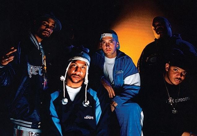 D12 mixtape, eminem cleanin out my closet, cleanin out my closet d12, devils night mixtape