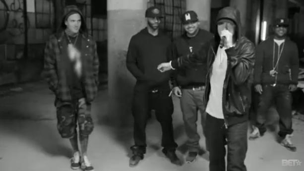 Eminem, Shady Records, Shady Records 2.0., Paul Rosenberg, Royce Da 59 Rihanna
