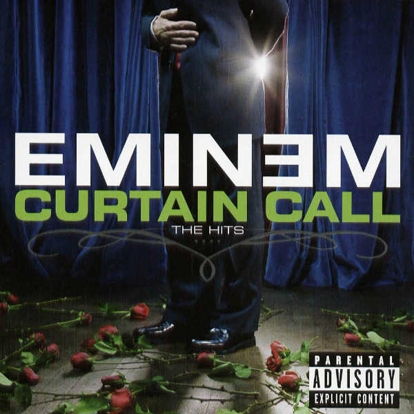 eminem streaming curtain call: the hits, eminem curtain call: the hits