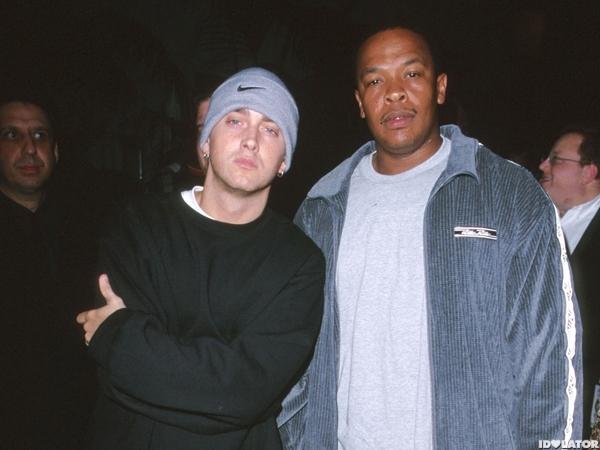 Eminem, Dre, Intervista
