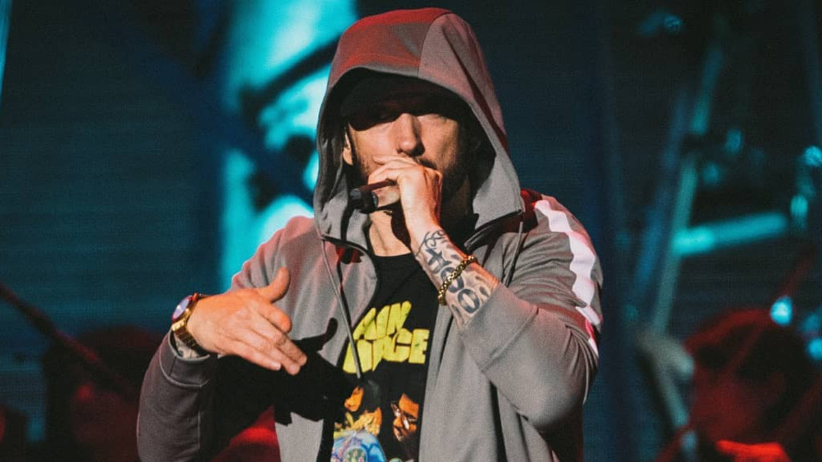 Concerto di Eminem a Brisbane per il Rapture Tour 2019 [VIDEO INTEGRALE]