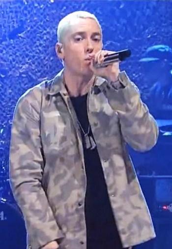 New Eminem Pics 2013