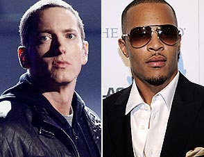 TIP eminem, TI eminem, T.I. eminem collaboration, T.I. eminem songs, T.I. eminem writing