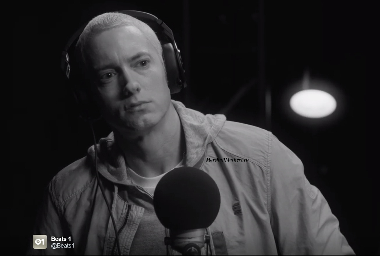 eminem apple music, eminem beats1, beats eminem, eminem intervista, eminem apple,