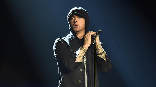 eminem walk on water, eminem beyoncè, eminem billboard