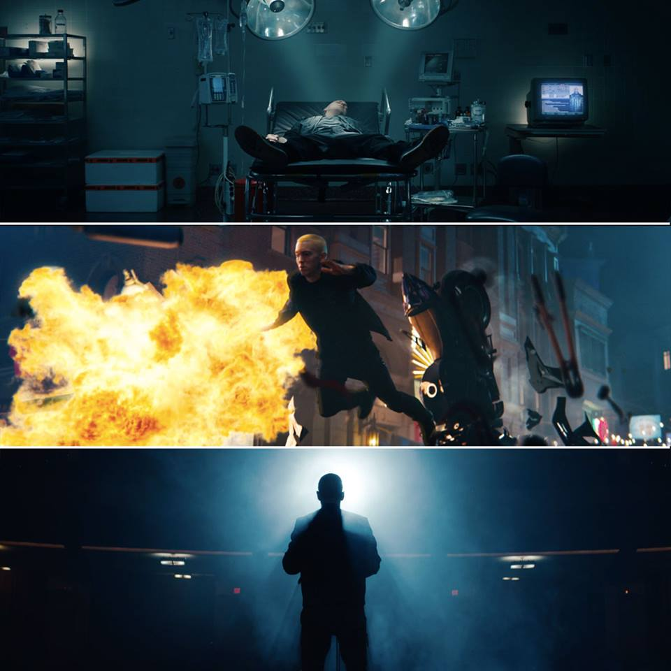 video eminem phenomenal, phenomenal video, eminem southpaw video