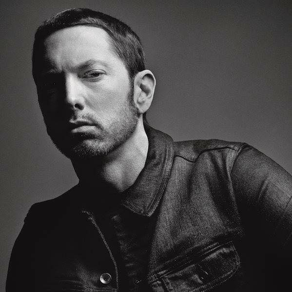 eminem interview magazine, eminem photoshoot, eminem revival