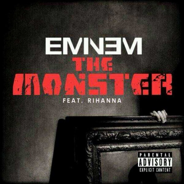 Eminem, Rihanna, The Monster, MMLP2