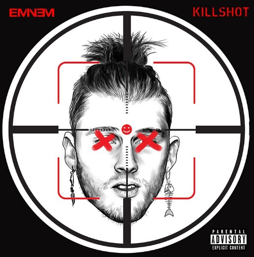 eminem mgk, eminem killshot, mgk rap devil, eminem machine gun kelly, eminem diss, mgk diss