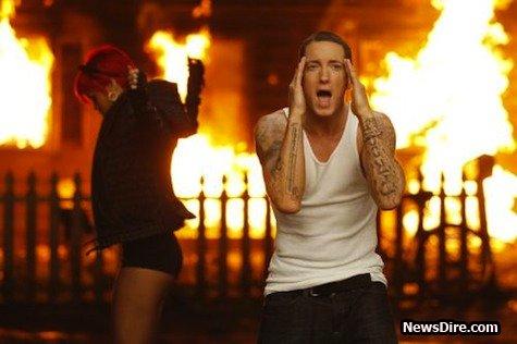 Eminem, Rihanna, Hip Hop Awards, Love The Way You Lie, Lil Wayne