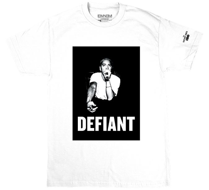 merchandising  The Defiant Ones, eminem merchandising