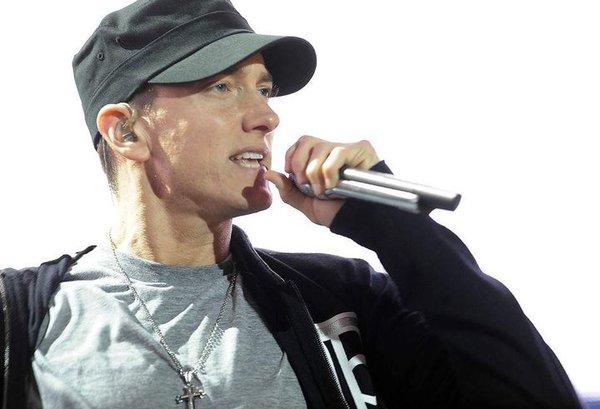 Eminem, Australia