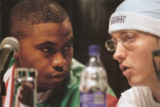 Eminem,Nas