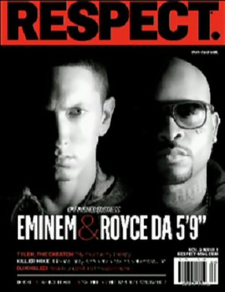 eminem, royce, respect, cover