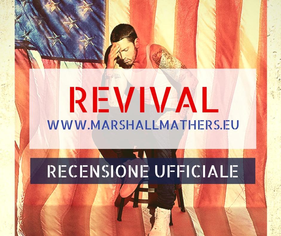 eminem revival review, eminem revival recensione, eminem revival spiegazione