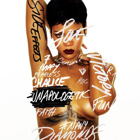 Eminem, Rihanna, Numb, Unapologetic, Audio