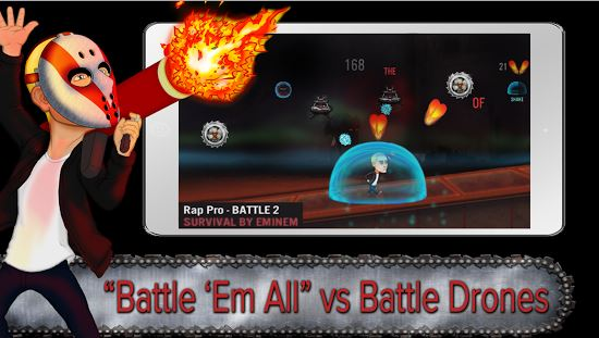eminem shady wars, eminem shadywars, eminem game, eminem mobile