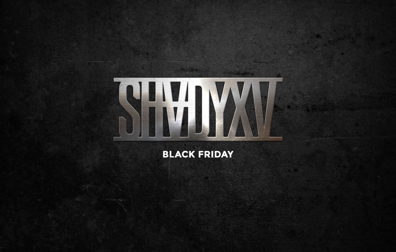 Eminem, Shady XV, Black Friday, Shady Records