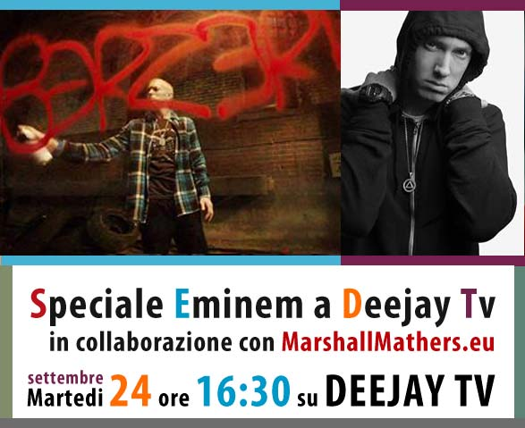 Speciale Eminem a The Flow in collaborazione con MarshallMathers.eu!