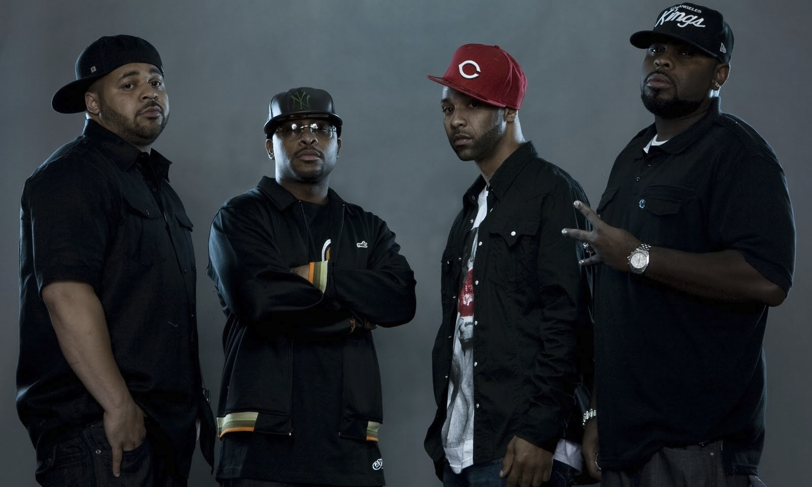 Eminem, Slaughterhouse, Joe Budden, Royce