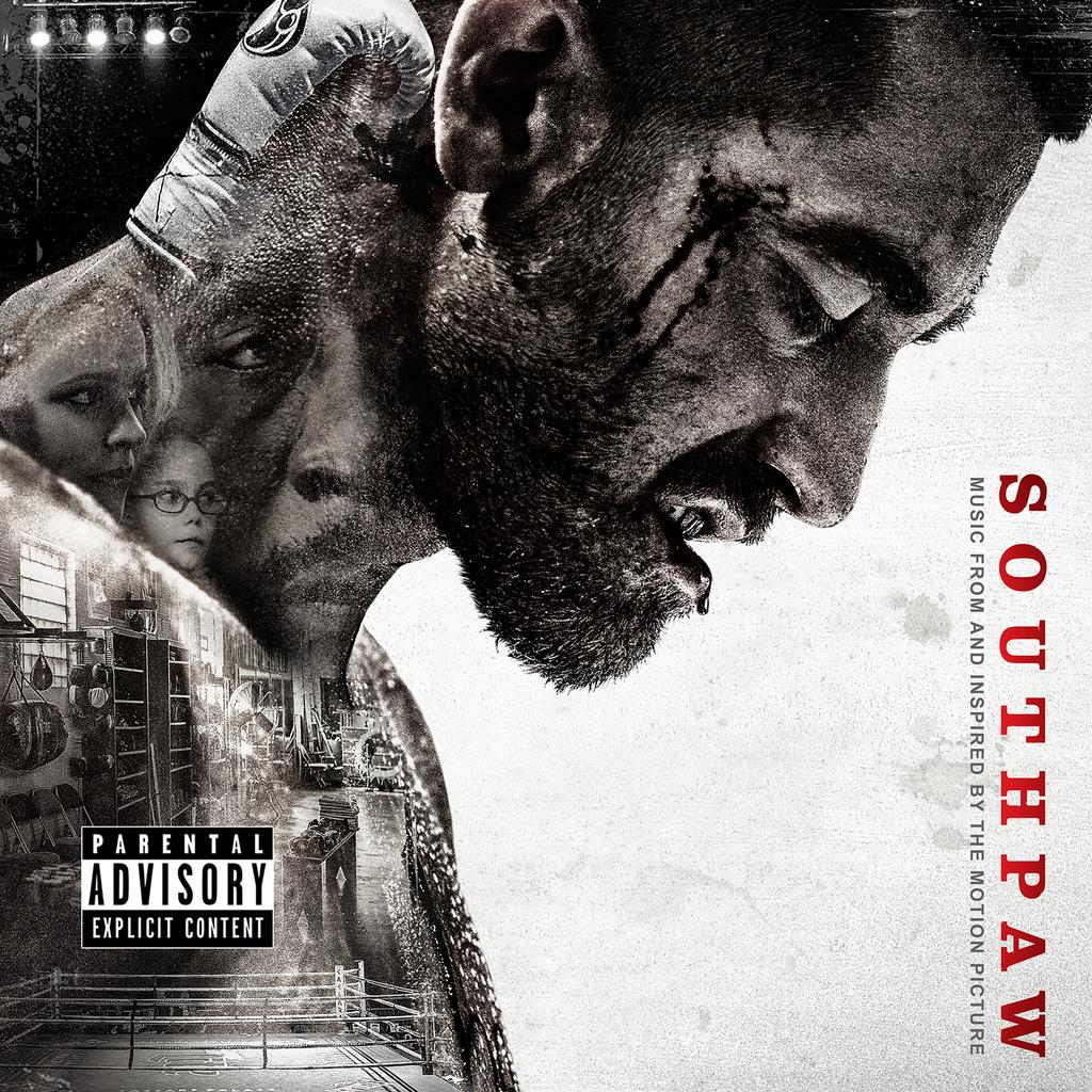 eminem southpaw, eminem phenomenal, southpaw ost, sauthpaw movie
