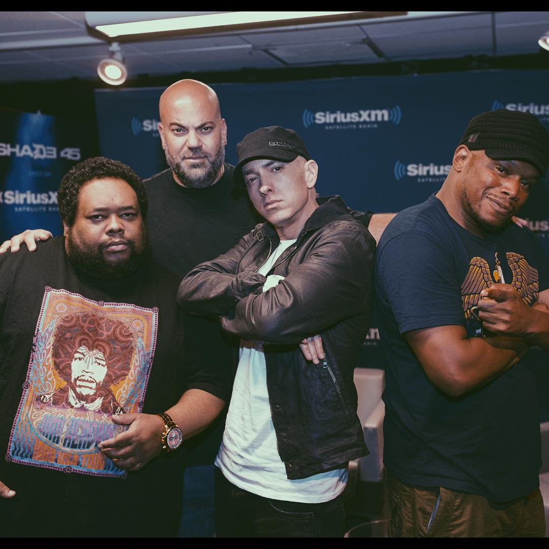 eminem new single, eminem new album, eminem shade 45