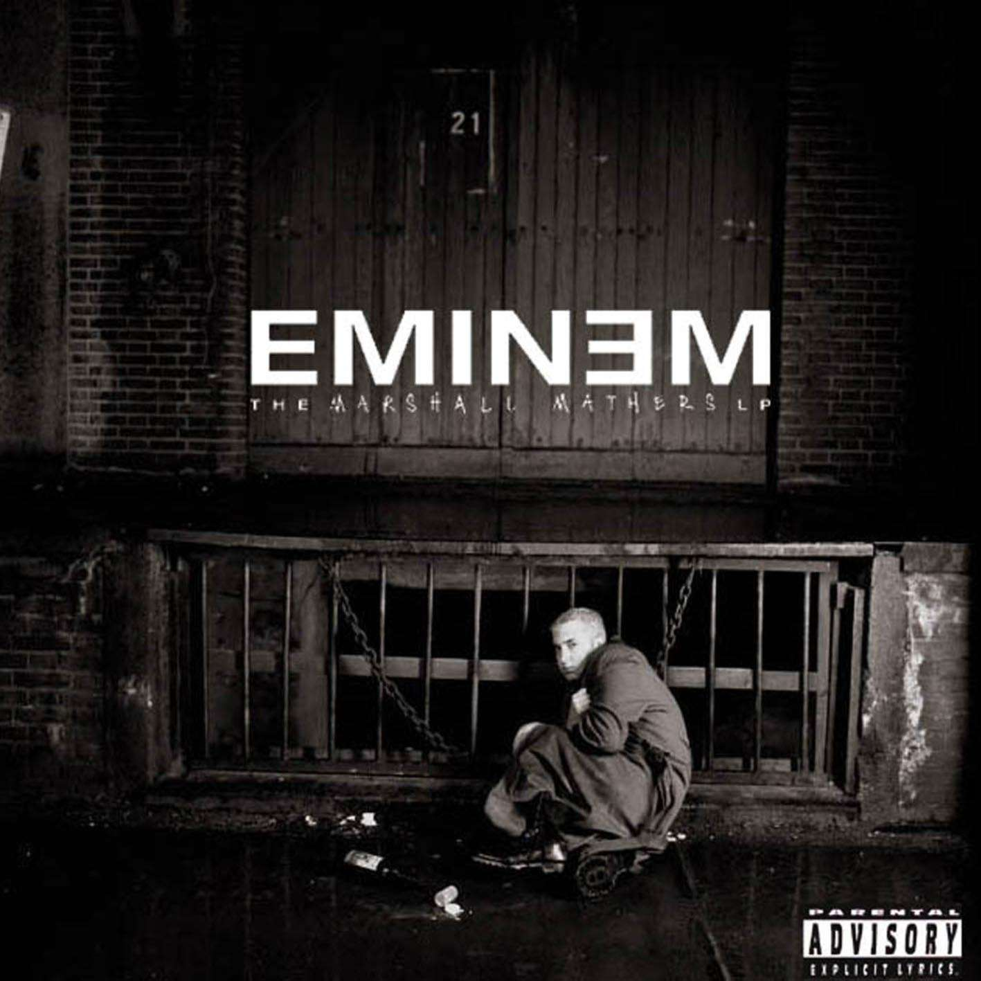 Eminem,Rolling Stone, The Marshall Mathers LP