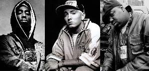 Tupac vs Notorious B.I.G: il parere di Eminem