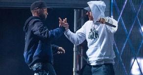 Eminem invia un regalo ed un messaggio a Big Sean