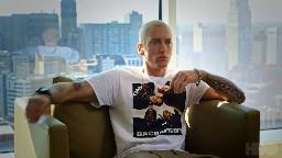 Eminem nel trailer ufficiale del documentario HBO