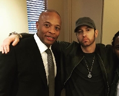 Confermato: Eminem e Dr. Dre hanno delle nuove tracce in uscita