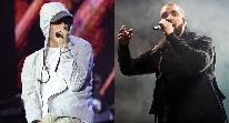 Drake raggiunge Eminem nella lista degli artisti con più album alla numero 1