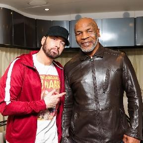 🔥Eminem parteciperà al prossimo podcast di Mike Tyson 💣