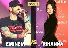 Eminem e Rihanna, la bufera continua: comparsa online l´intera traccia che parla dell´aggressione di Chris Brown
