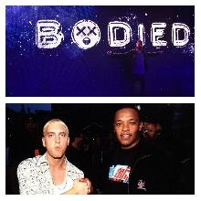 Bodied, coinvolgimento di Eminem e conferma della Soundtrack