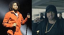 J. Cole cita Eminem nella canzone