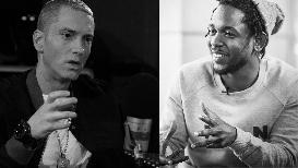 Kendrick Lamar parla dell´influenza di Eminem, Jay-Z e Tupac