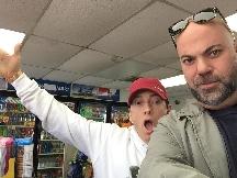 Nuova foto di Eminem e Paul Rosenberg