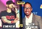 Eminem vs Nick Cannon: dopo il dissing The Invitation la faida si è spostata su Twitter