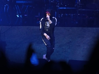 EMINEM, COACHELLA 22/04/2018 - VIDEO