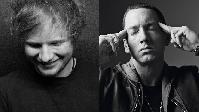 Ed Sheeran dichiara di aver registrato due tracce con Eminem