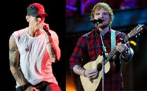 Shape of You di Ed Sheeran come Lose Yourself di Eminem in Australia