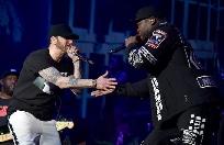 Eminem, nuova collaborazione con 50 Cent e Ed Sheeran?