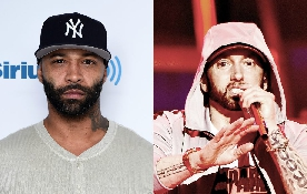 Joe Budden ride della strofa di Eminem in Rainy Days