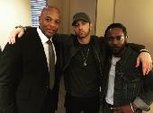 Kendrick Lamar dichiara che The Marshall Mathers LP di Eminem gli ha cambiato la vita