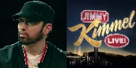 Eminem si esibirà al Jimmy Kimmel Live! la prossima settimana