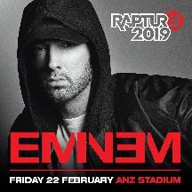 Eminem annuncia il Rapture Tour 2019 in Australia e Nuova Zelanda
